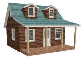16 by 20 floor plans 16x20 cabin plan with loft 20x20