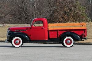 1947 Gmc 1  2 Ton Pickup Flathead 6 Cylinder 4 Speed Manual