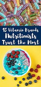 18 Best Vitamin Brands That Rds Trust The Most