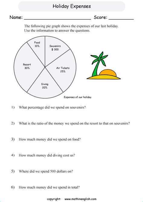 analyze  pie graph    data  answer  math