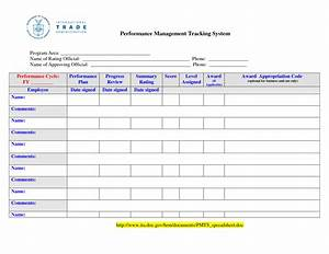 best photos of excel tracking spreadsheet template time With employee performance tracking template