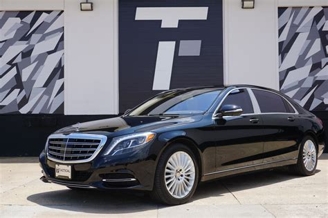 In pakistan, mercedes benz s class 2021 is available in 2 models s400l hybrid and s400 l hybrid amg but s350 bluetech, s550, s550e, s600, s63 and s65 amg are also being imported. Used 2016 Mercedes-Benz S600 Maybach For Sale (Special Pricing) | Tactical Fleet Stock #TF1290