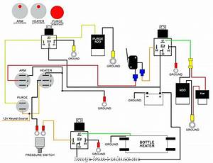 On  On Momentary Toggle Switch Wiring Creative Rocker