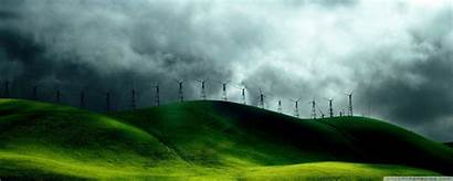 Turbines Energy Clean Wallpaperswide