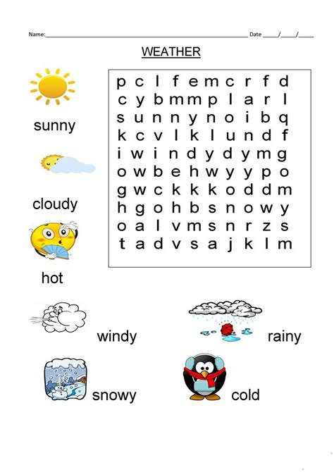 st grade word search  coloring pages  kids