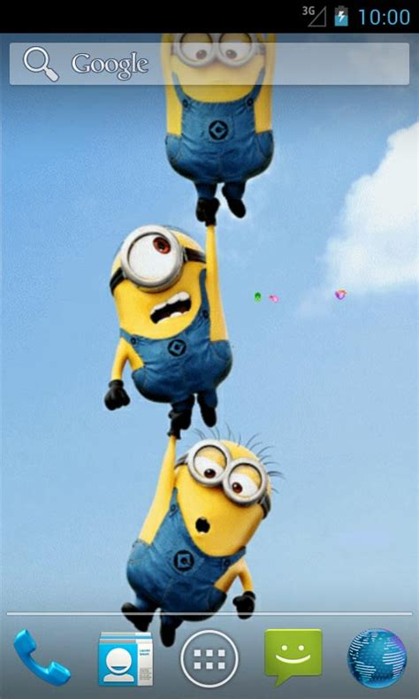 Animated Wallpapers For 2 Free - free minion screensavers wallpaper wallpapersafari