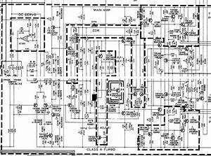 Yamaha A 1000 Schematic Right Power Amplifier