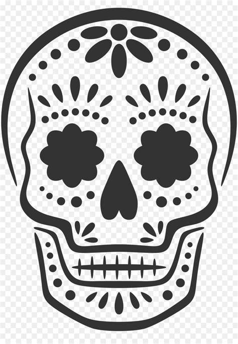 day   dead skull png