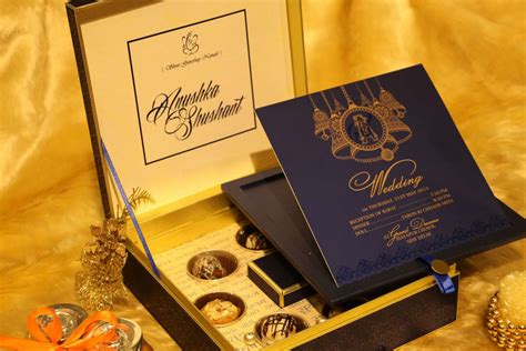 velvet wedding card box