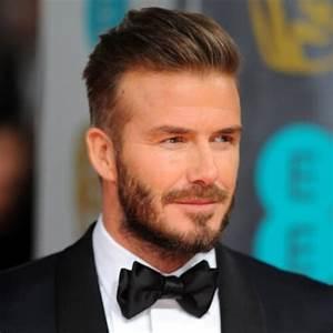 David Beckham Hairstyle Undercut Back
