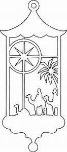 Nativity Ornaments - Scroll saw - Woodworking Archive