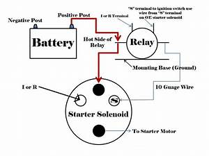 Chevrolet Solenoid Wiring Diagram