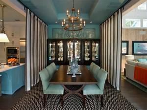 Curtain Room Divider Ideas — Home Design Ideas : Large