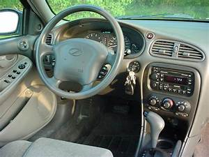 2000 Oldsmobile Alero - Interior Pictures