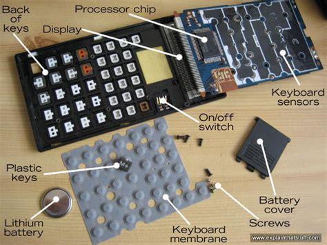 calculators work explain  stuff