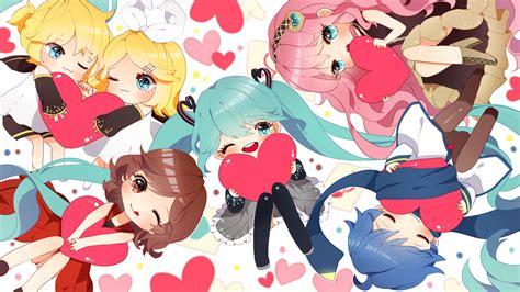 Anime Wallpaper Vocaloid - vocaloid chibi wallpaper 183