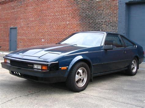 best auto repair manual 1982 toyota celica on board diagnostic system 1983 toyota supra overview cargurus