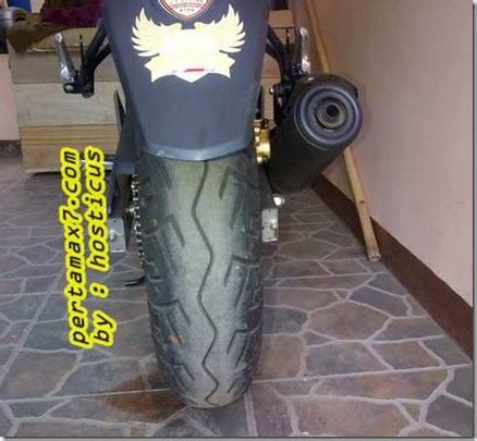 Cb150r Ban Besar by Swing Arm Standar Honda Cb150r Muat Hingga Ban Ukuran 150