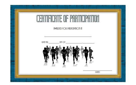 Run Certificate Template by Marathon Certificate Template Professional And High
