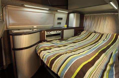 volkswagen van interior good quality and simplicity vw t5 surf from danbury
