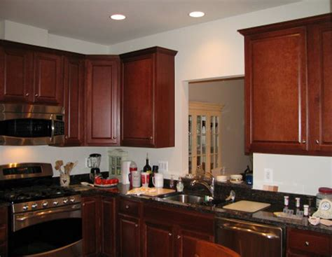 kitchen colors with dark brown cabinets wainscoting