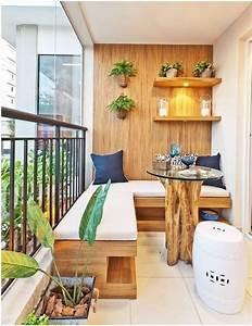 Kleine Wäschespinne Für Balkon : balkonm bel f r kleinen balkon 20 platzsparende ideen ~ Indierocktalk.com Haus und Dekorationen