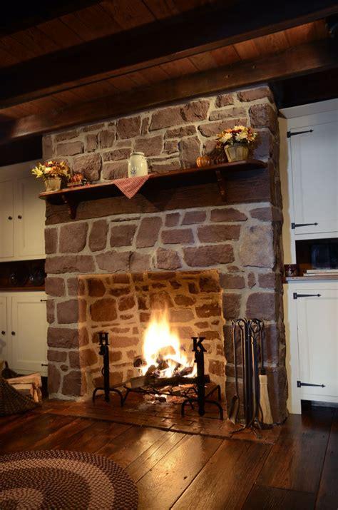 startling stone veneer fireplace decorating ideas