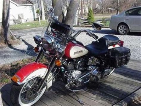 harley davidson 1986 idea di immagine motociclo