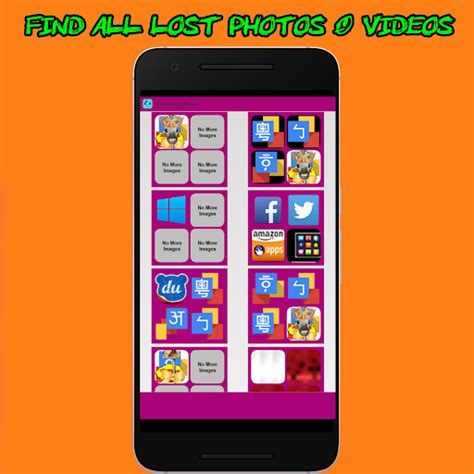 Find All Lost Photos & Videos App (apk) Free Download For