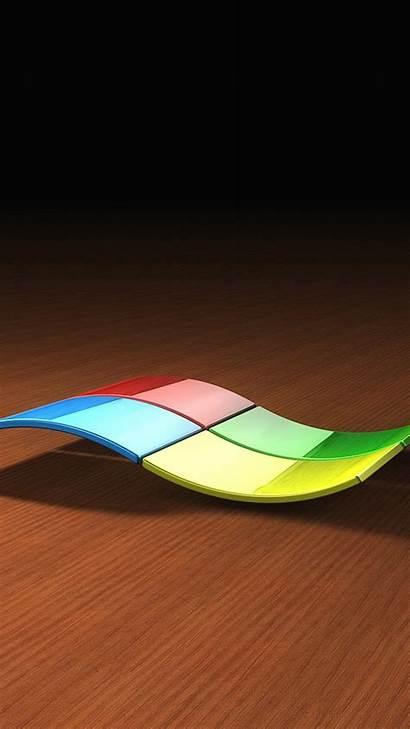 Windows Wallpapers Microsoft 3d Mobile Screensavers Floor