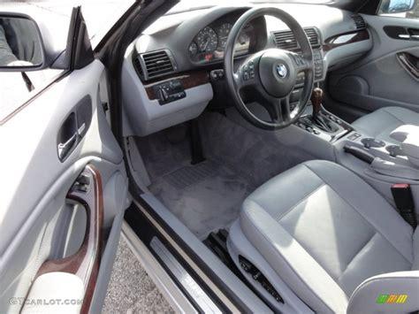bmw  series  convertible interior photo