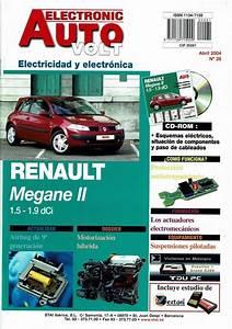 Manual De Taller Renault Megane Ii 1 5 Y 1 9 Dci  Cd Rom
