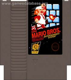 Super Mario Bros NES Cartridge