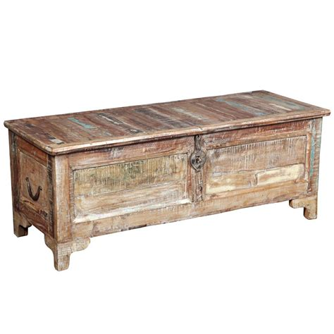 Decide when viewing the chest tray table options that nature properly the stuff you need to save will keep them. Rustic Reclaimed Wood Storage Coffee Table Chest