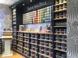 The shop Interior Designer In Lancashire Farrow and