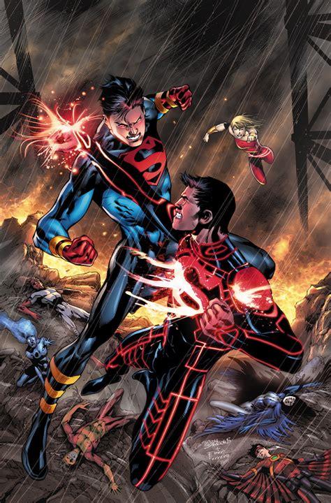 Lobdell Talks Teen Titans Crime Syndicate And Origin Of Kid