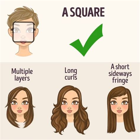 find   hairstyle   face shape gymbuddy