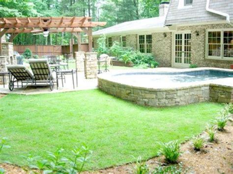 yard layout ideas backyard landscape design ideas design bookmark 12250
