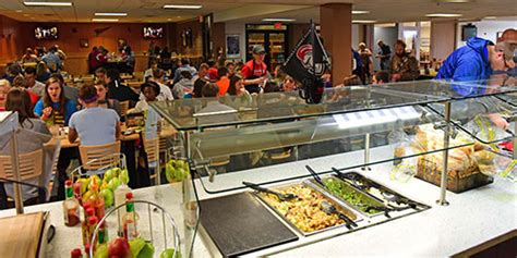 cafeteria martin luther college