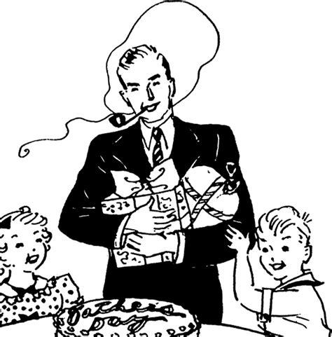 retro fathers day clipart  graphics fairy