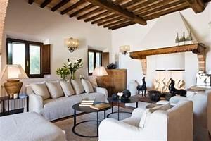 Deco Maison Avec Poutre : d coration salon poutre apparente ~ Zukunftsfamilie.com Idées de Décoration