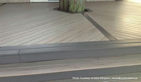 moisture shield decking vs trex 17 best images about creative uses of moistureshield
