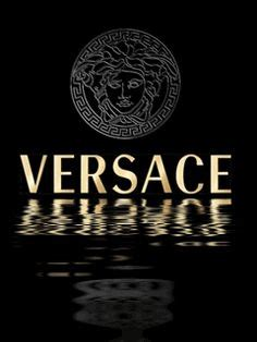 versace logo wallpaper gold gallery