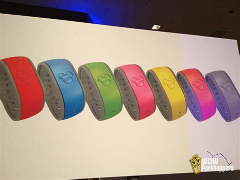 disney bands colors magic band colors images