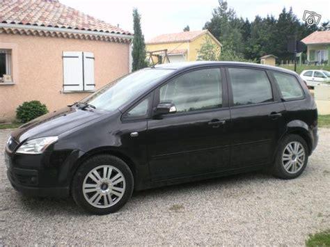 siege auto haut de gamme troc echange ford focus c max 2l tdci 133ch ghia noir