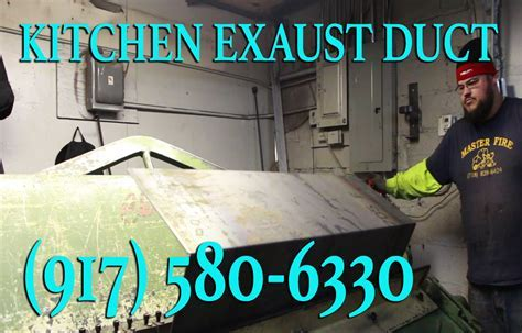 Stainless Steel Kitchen Duct NYC