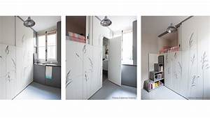 comment amenager un studio dans 8m2 With comment meubler un petit studio 6 petit appartement plans conseils amenagement