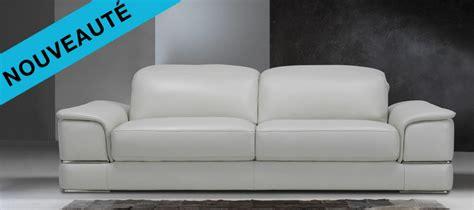 canapé cuir confortable ce nouveau canapé cuir design est juste