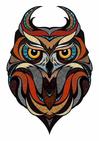 Owl Tattoo Dreamcatcher Clipart Behance Andreas Preis