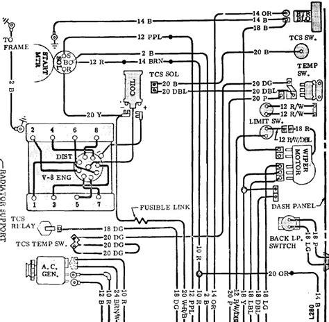 Corvette Wiring Diagram Images
